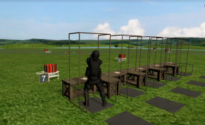 synthetic training environment